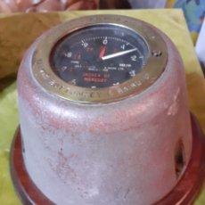 Antigüedades: ANTIGUO BARÓMETRO DE BARCO. Lote 222708608