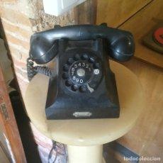 Teléfonos: TELÉFONO DE BAQUELITA. Lote 222787667