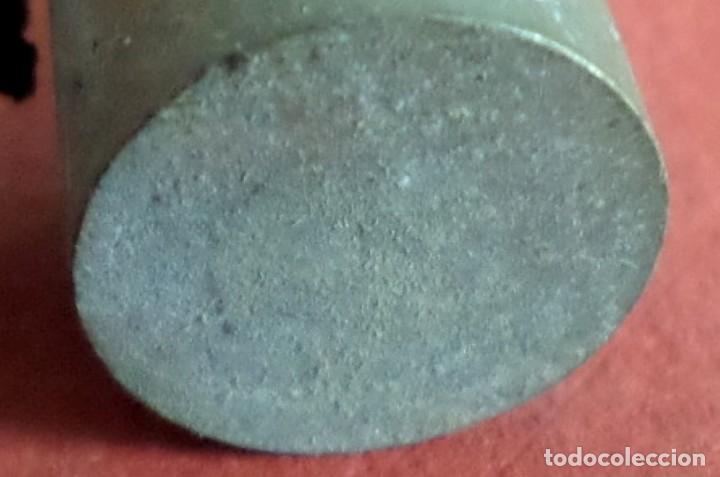 Antigüedades: Pesa bronce 20 gr. --- 20 gramos - Foto 3 - 222804415