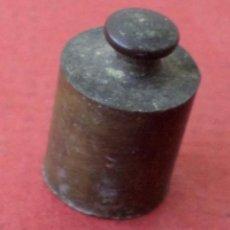 Antigüedades: PESA BRONCE 10 GR.. Lote 222805937
