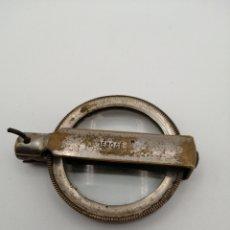 Antigüedades: ANTIGUA LUPA DE BOLSILLO FRANCIA P. S XX. Lote 222831046