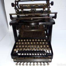 Antigüedades: MAQUINA DE ESCRIBIR TYPEWRITER SCHREIBMASCHINE REMINGTON 7. Lote 223093916
