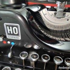 Antigüedades: MAQUINA DE ESCRIBIR HISPANO OLIVETTI HO M40 FABRICADA EN AÑOS 1930-1935.. Lote 223099633