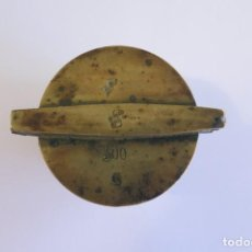 Antigüedades: PONDERAL DE VASO ANIDADO DE 1871. Lote 223125651