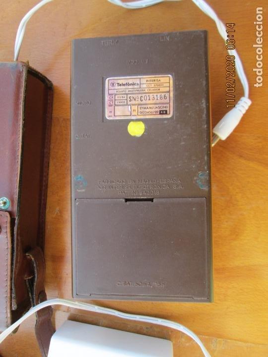 Teléfonos: EQUIPO MULTIPRUEBA CELADOR - TELEFÓNICA ESPAÑA - INTERISA-MADRID CCT 3701D01 - FUNCIONA. - Foto 2 - 223140927