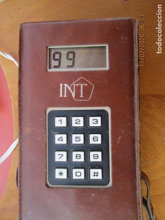 Teléfonos: EQUIPO MULTIPRUEBA CELADOR - TELEFÓNICA ESPAÑA - INTERISA-MADRID CCT 3701D01 - FUNCIONA. - Foto 4 - 223140927