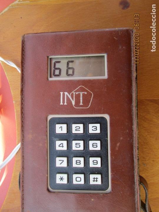 Teléfonos: EQUIPO MULTIPRUEBA CELADOR - TELEFÓNICA ESPAÑA - INTERISA-MADRID CCT 3701D01 - FUNCIONA. - Foto 5 - 223140927