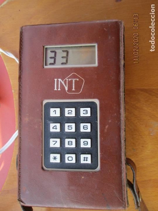 Teléfonos: EQUIPO MULTIPRUEBA CELADOR - TELEFÓNICA ESPAÑA - INTERISA-MADRID CCT 3701D01 - FUNCIONA. - Foto 6 - 223140927