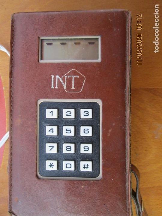 Teléfonos: EQUIPO MULTIPRUEBA CELADOR - TELEFÓNICA ESPAÑA - INTERISA-MADRID CCT 3701D01 - FUNCIONA. - Foto 7 - 223140927