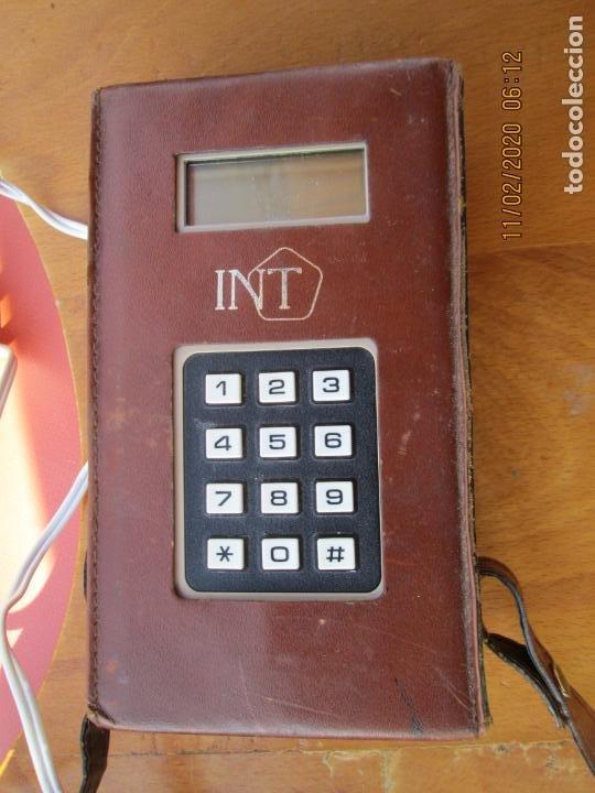Teléfonos: EQUIPO MULTIPRUEBA CELADOR - TELEFÓNICA ESPAÑA - INTERISA-MADRID CCT 3701D01 - FUNCIONA. - Foto 9 - 223140927