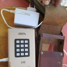 Teléfonos: EQUIPO MULTIPRUEBA CELADOR - TELEFÓNICA ESPAÑA - INTERISA-MADRID CCT 3701D01 - FUNCIONA.. Lote 223140927