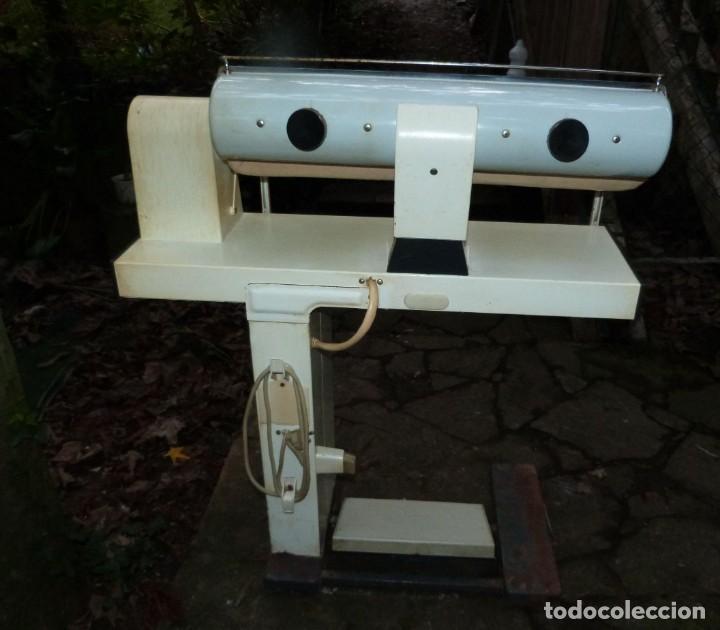 Antigüedades: PLANCHADORA ELECTRONICA AEG - Foto 3 - 223141843