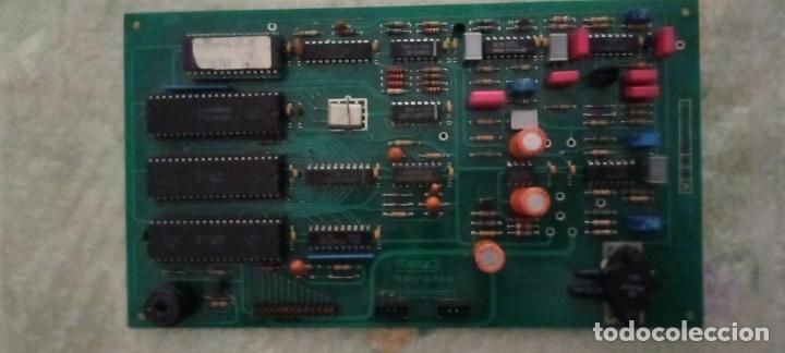 Antigüedades: Takio tp909 placa digital medidor tensión + manual usuario - Foto 2 - 223193080