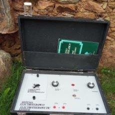 Antigüedades: SISTEMA ELECTROTERAPEUTICO AÑOS 70.. Lote 223280183