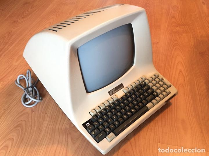 ANTIGUO ORDENADOR - LEAR SIEGLER ADM 31- INTERMEDIATE TERMINAL - AÑO 1978 - INFORMÁTICA ANTIGUA (Antigüedades - Técnicas - Ordenadores hasta 16 bits (anteriores a 1982))