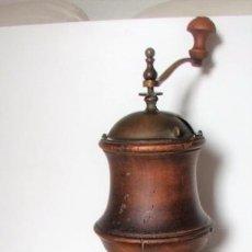 Antigüedades: MOLINILLO DE CAFÉ DE BODA, CON PLANCHA DE ESTABILIZACIÓN. Lote 223344790