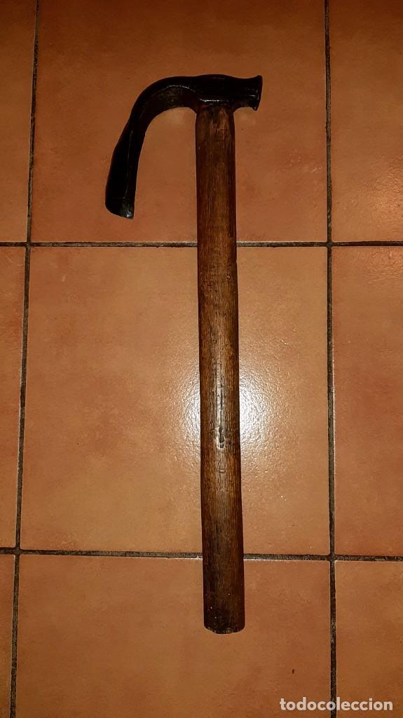 Antigüedades: Antigua azuela mango largo - Foto 4 - 223507898