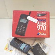 Teléfonos: CELULAR,TELEFONO MOVIL AIRTEL 970,NUEVO OPERADORA AIRTEL.EN CAJA. Lote 223525735