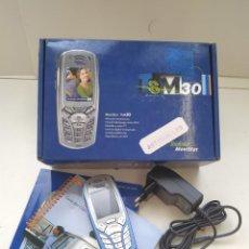 Teléfonos: CELULAR,TELEFONO MOVIL MOVIESTAR TSM 30,NUEVO OPERADORA TELEFONICA MOVIESTAR.EN CAJA. Lote 223525870