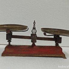 Antigüedades: ANTIGUA BALANZA DE 10 KILOS. CG1. Lote 223883400