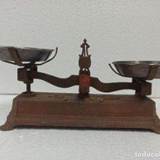 Antigüedades: ANTIGUA BALANZA DE 5 KILOS. CG1. Lote 223883771