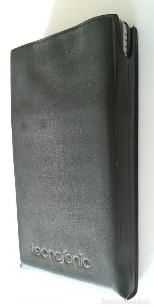Antigüedades: calculadora cientifica tecnosonic 110 - Foto 6 - 224026766