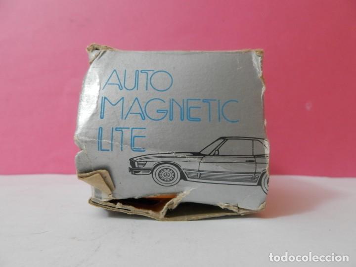 Antigüedades: LINTERNA AUTO MAGNETIC - Foto 4 - 224165557