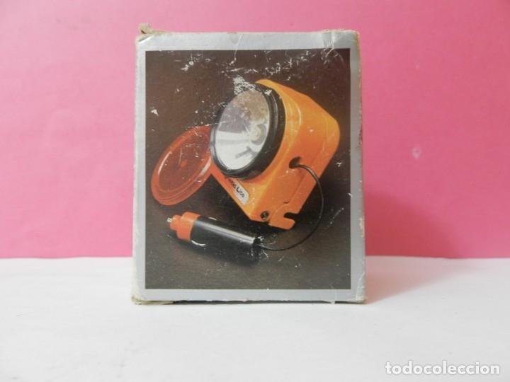 Antigüedades: LINTERNA AUTO MAGNETIC - Foto 5 - 224165557