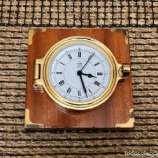 Antigüedades: RELOJ NÁUTICO, PILOT MARINE , MADE IN GERMANY. Lote 224192315