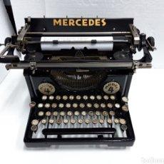 Antigüedades: ANTIGUA MAQUINA DE ESCRIBIR TYPEWRITER MERCEDES 4. Lote 224215291
