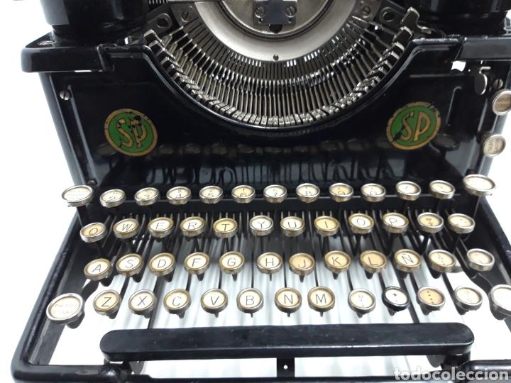 Antigüedades: ANTIGUA MAQUINA DE ESCRIBIR TYPEWRITER SMITH PREMIER - Foto 2 - 224226771