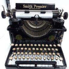 Antigüedades: ANTIGUA MAQUINA DE ESCRIBIR TYPEWRITER SMITH PREMIER. Lote 224226771