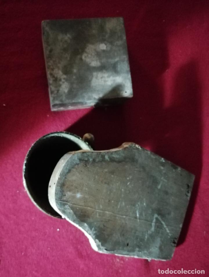Antigüedades: Antiguo timbre - para restaurar - - Foto 4 - 224253870