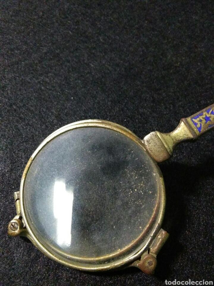 Antigüedades: Precioso monoculo siglo XIX antiguo de epoca - Foto 6 - 224394836