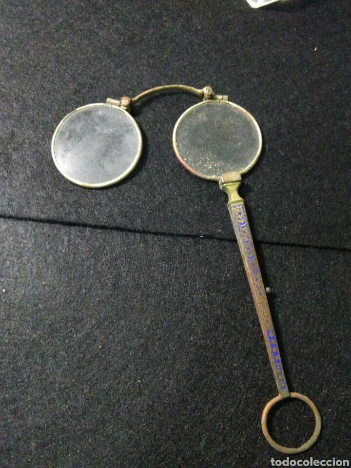 Antigüedades: Precioso monoculo siglo XIX antiguo de epoca - Foto 9 - 224394836