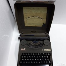 Antiquités: ANTIGUA MAQUINA DE ESCRIBIR TYPEWRITER EMPIRE BABY. Lote 224603976
