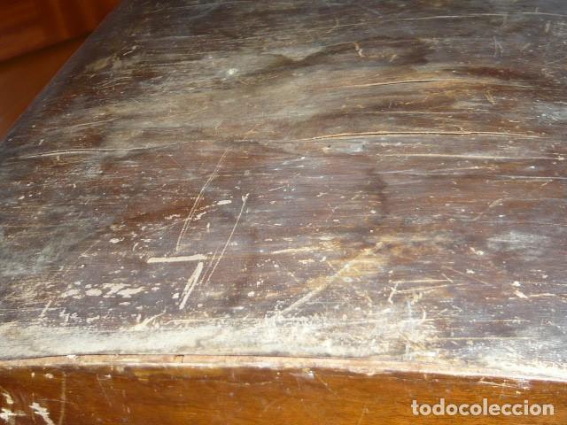 Antigüedades: RARISIMA MAQUINA DE ESCRIBIR REMINGTON STANDARD 10 CON SU CAJA ORIGINAL DE MADERA - Foto 26 - 224666038
