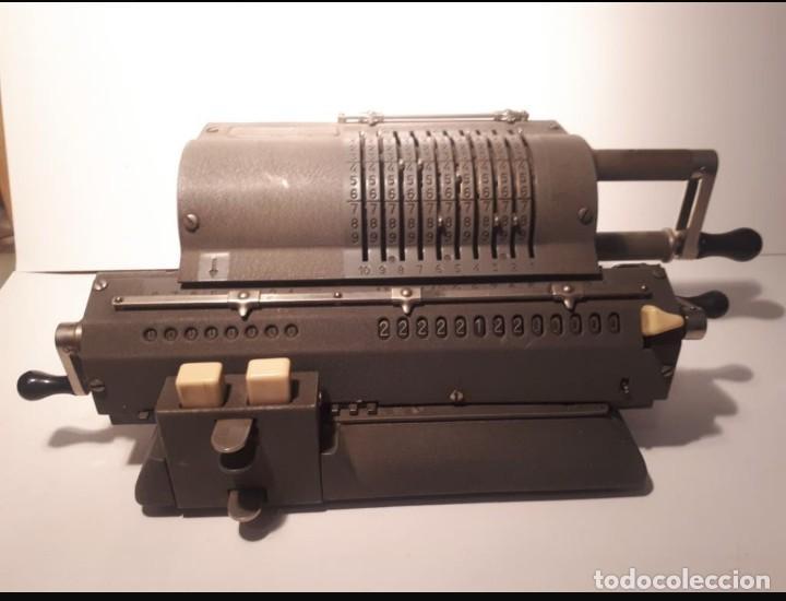 CALCULADORA MANUAL ODHNER (Antigüedades - Técnicas - Aparatos de Cálculo - Calculadoras Antiguas)