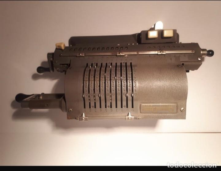 Antigüedades: Calculadora Manual odhner - Foto 2 - 224726158