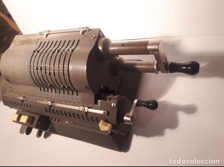 Antigüedades: Calculadora Manual odhner - Foto 3 - 224726158
