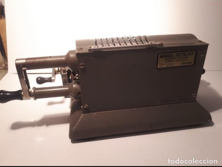 Antigüedades: Calculadora Manual odhner - Foto 5 - 224726158