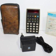 Antigüedades: CALCULADORA HEWLETT PACKARD HP-25 - AÑOS 70. Lote 218925716