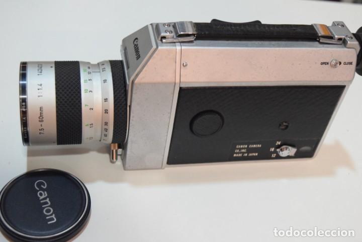 Antigüedades: Canon 814 XL.Super 8 gama alta. - Foto 3 - 224890067