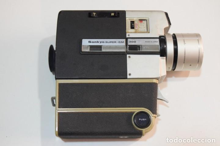 Antigüedades: Super 8 Sankyo Super DM 300. - Foto 1 - 224891127