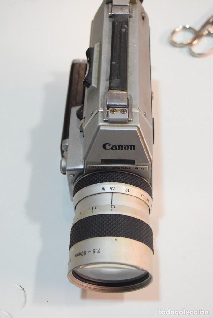 Antigüedades: Canon super 8 mm mod.514. - Foto 2 - 224892992