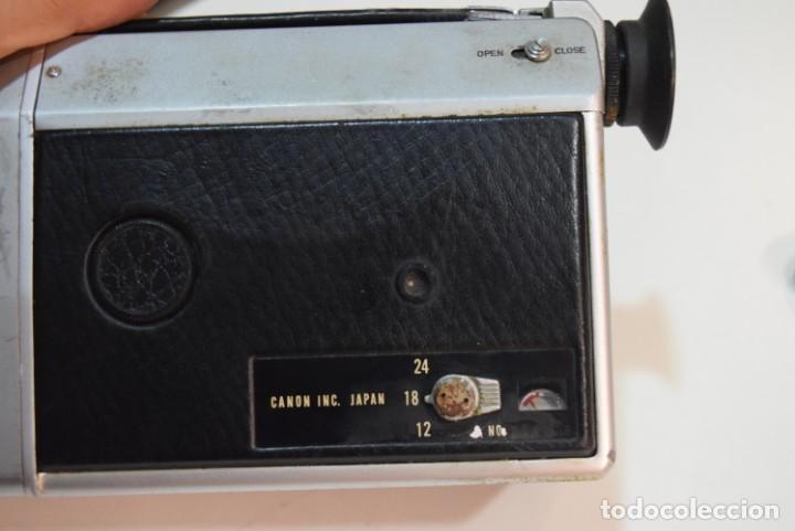 Antigüedades: Canon super 8 mm mod.514. - Foto 3 - 224892992