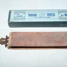Antigüedades: SUAVIZADOR LIP Nº 9. Lote 224925325