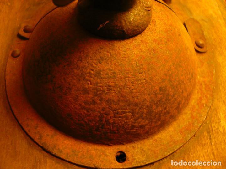Antigüedades: ANTIGUO MONILLO DE CAFÉ. PEUGEOT FRÈRES FRANCIA. MADERA Y METAL - Foto 12 - 224919417