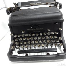 Antigüedades: ANTIGUA MAQUINA DE ESCRIBIR TYPEWRITER REMINGTON - NOISELESS. Lote 225122918