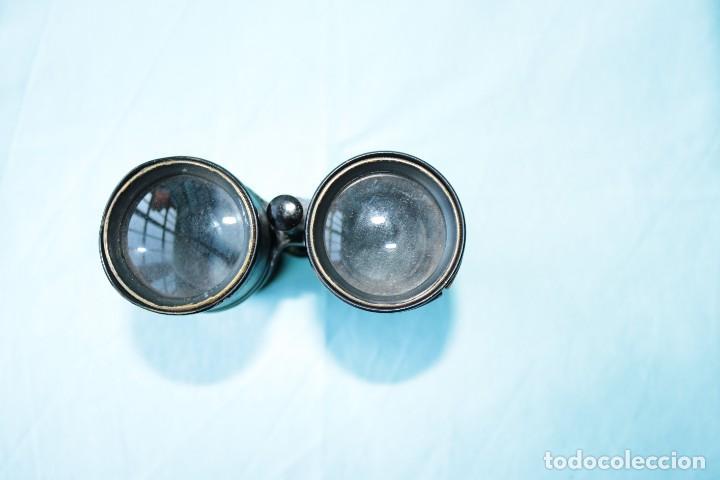 Antigüedades: Binoculares militares antiguos francesas . Antique french military binoculars. - Foto 4 - 57712541